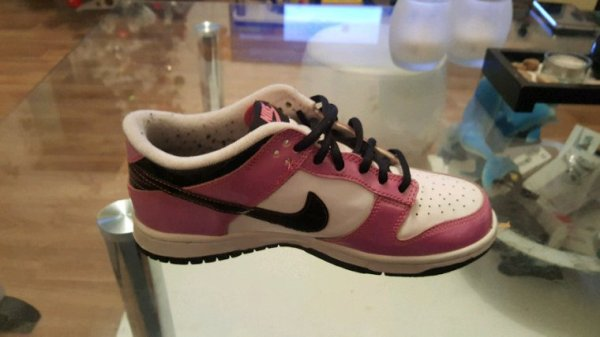 Mais nouvelle chaussure