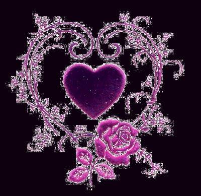 la Rose et le Coeur