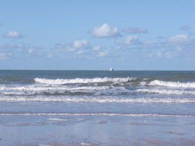 l'attente de la mer