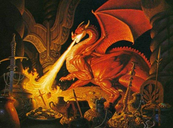 Le vieux dragon