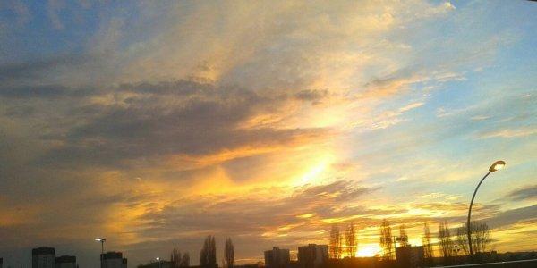 L'Aurore au Crépuscule