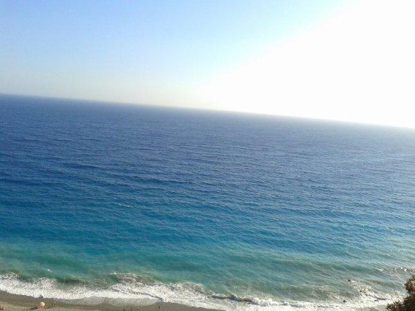 La mer et le peintre