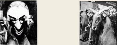 """_ All is Vanity de Charles Gilbert (peinture)  Biographie auteur, oeuvre, recherches sur les """" Vanités """" _"""