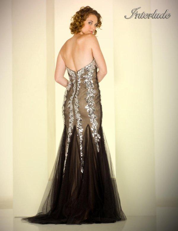 Magnifique Robe de Soirée  JOVANI T 36/38