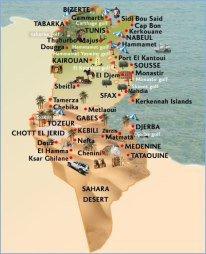 ce la tunisie et tout le ville