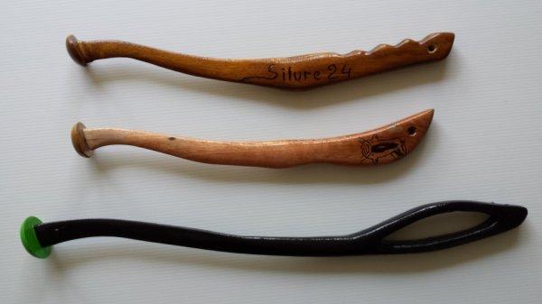 Clonk fabriqués à la main (on passe le temps comme on peux)