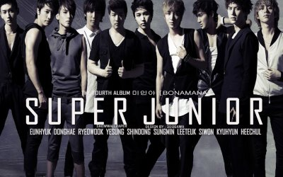 Les super junior <3 <3 <3 <3