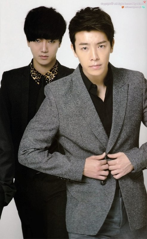 Yesung / Donghae <3