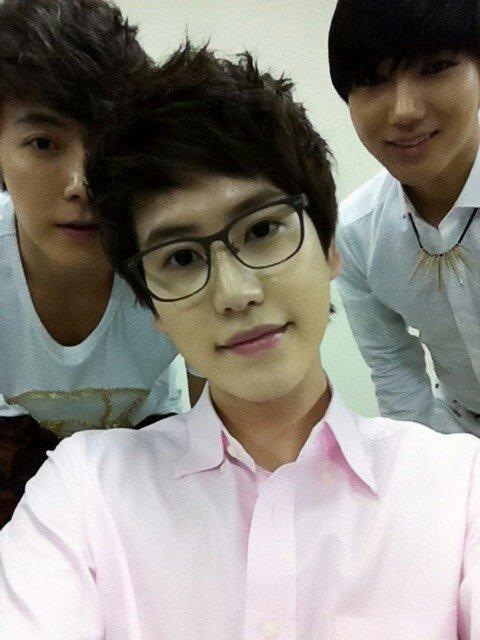 Kangin / Yesung / Donghae / Kyuhyun <3