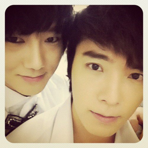 Yesung <3 Donghae