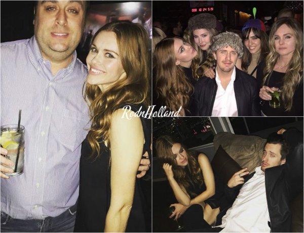 06.02.16 - Holland Roden était présente au PSLA Winter Gala, a Los Angeles.      L'actrice était vêtue tout en noir pour l'occasion.  - Seulement deux photos sont disponibles. Des avis ?