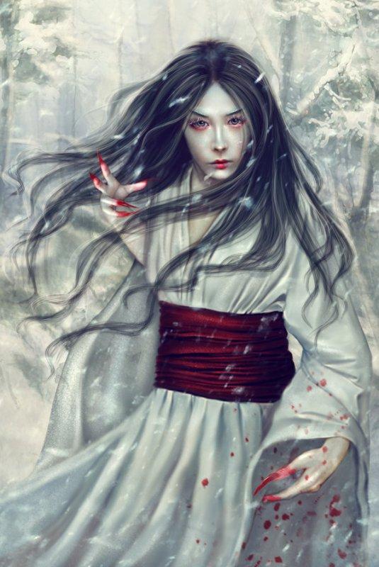 Plein Ciel : Yuki-onna