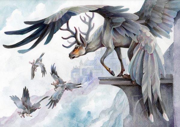 Contes et légendes : les péritios