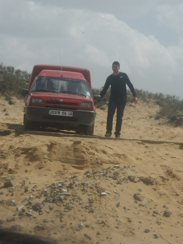mon frere et ma voiture