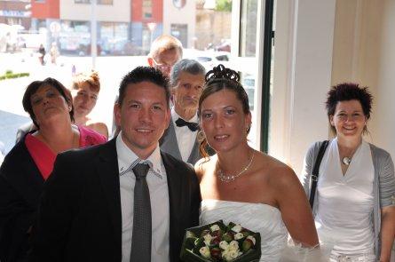 07/05/11 notre mariage :-)