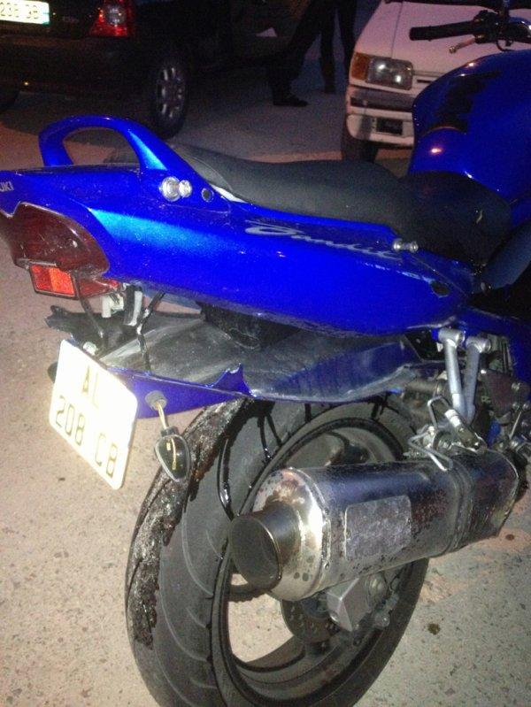 Un jour une moto :)