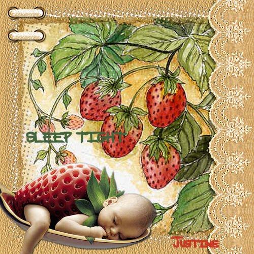 scrap fraise