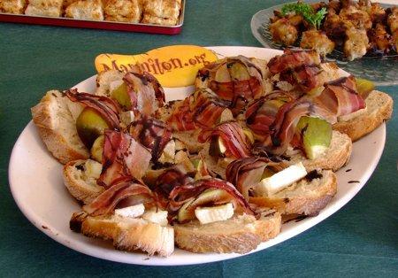 Crostini suisse