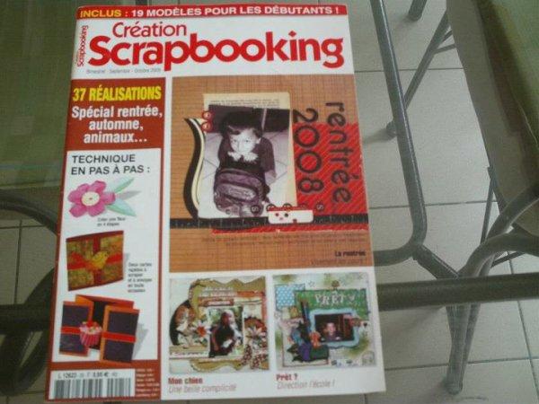 Livres de scrap a vendre