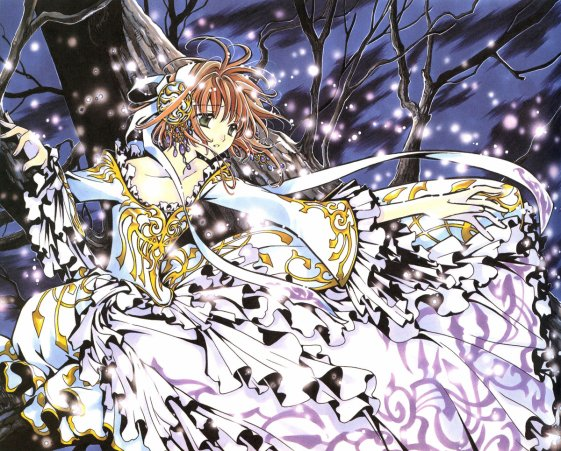 Tsubasa Chronicle Original Soundtrack - Futur Soundscape I / You are my love (2005)