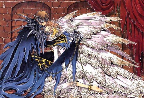 Tsubasa Chronicle Original Soundtrack - Futur Soundscape I / Tsubasa (2005)