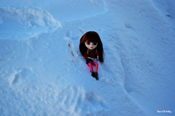 Camilya au Ski (3)