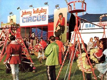 johnny circus