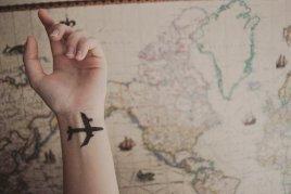 « Quelque soit le voyage ce n'est pas la destination qui compte mais la personne avec qui vous le faites. »