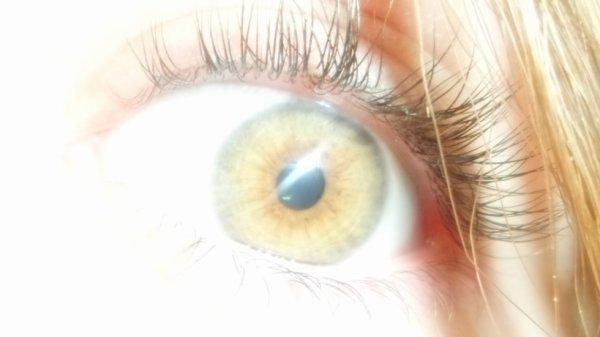 Mon oeil :$ <3