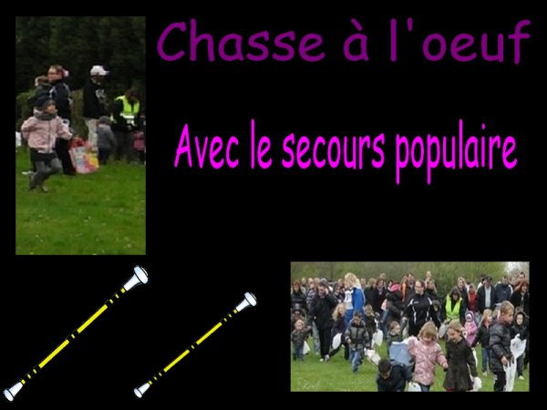 CHASSE À L' OEUF