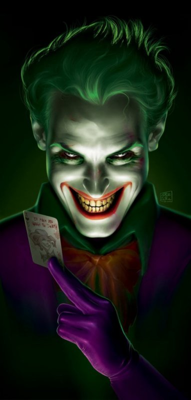3) DR. GREEN JOKER