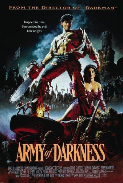 Evil dead 3, L'armée des tenebres