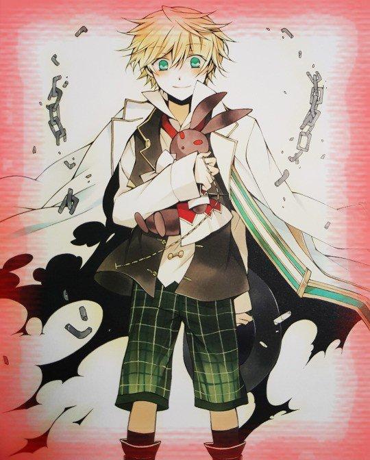 〖 No ! I don't want to kill ! I don't want to destroy ! Please ... Help me ... 〗 Ơz √essalius 『 ß-Ʀabbit 』