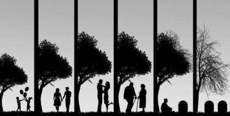 « Ne pleurez pas votre passé car il s'est enfuit à jamais et ne craignez pas l'avenir car il n'existe pas encore, vivez dans le présent et tachez de le rendre aussi beau que vous vous en souviendrez toujours »