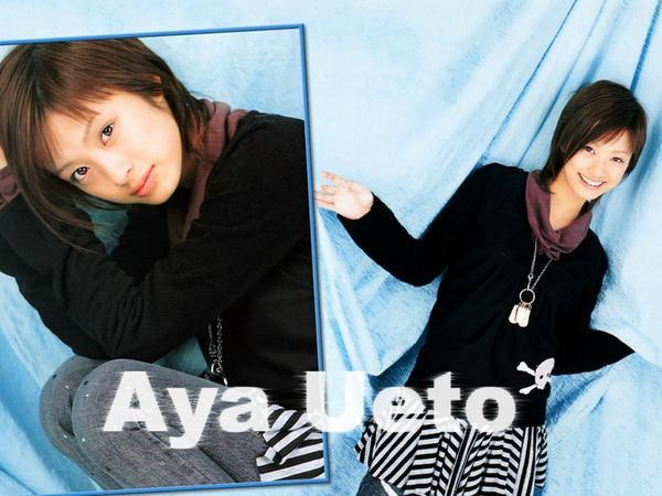 ^^ [ A ] Y A [ U ] E T O  ( 上戸彩 ) ^^