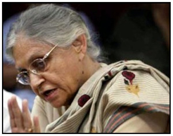 Sheila Dikshit to Govern Kerala