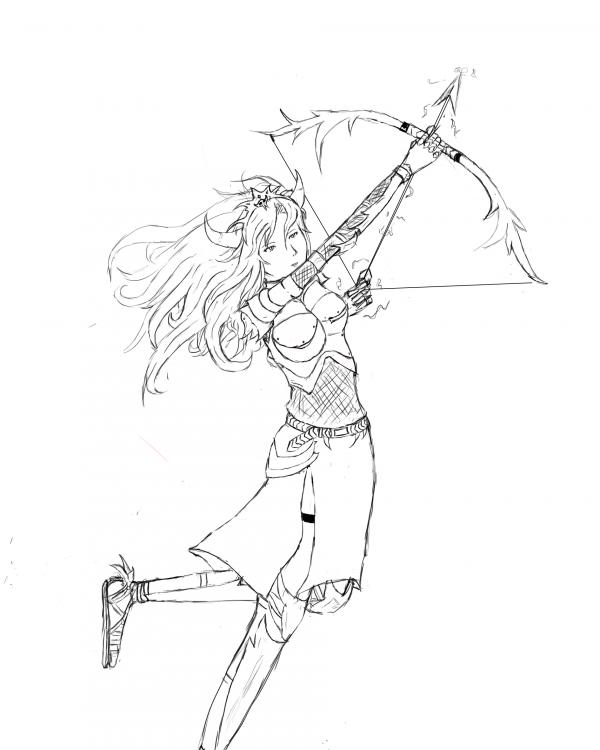archère =)