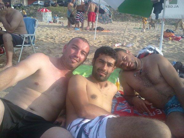mais poto a la plage best jour ^^