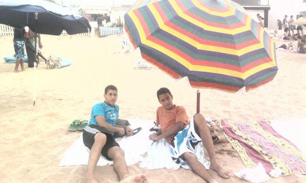 moi et mon ami hamza