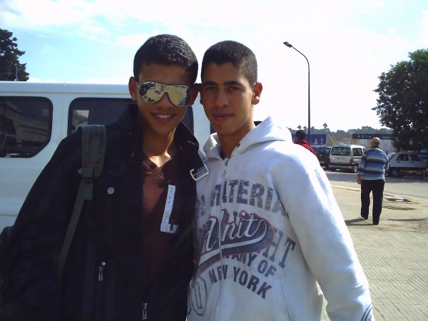moi et mon ami karim