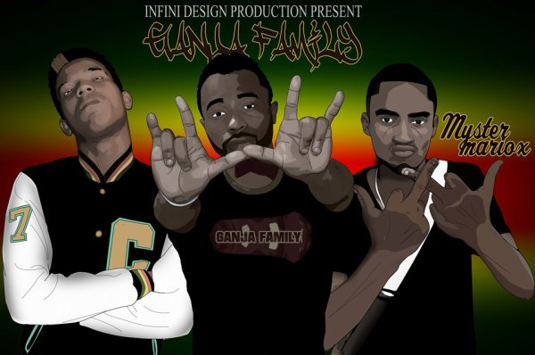 INFINI DESIGN PRODUCTION PRESENTGANJA FAMILY Myster mariox instrayk