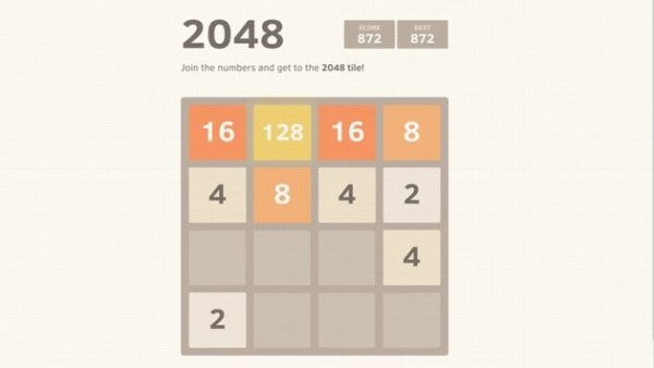 « 2048 » le jeu qui saura vous conquerir