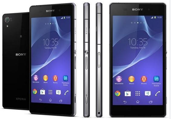 Le Sony Xperia Z3 : des économies à gogo
