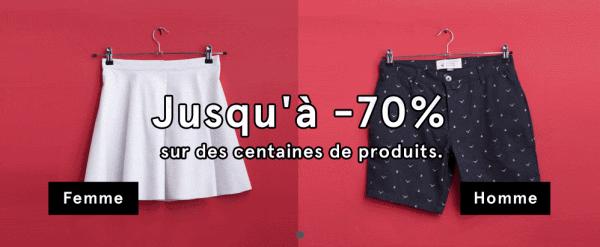 Bons plans mode : 2 000 articles en promo sur SoJeans