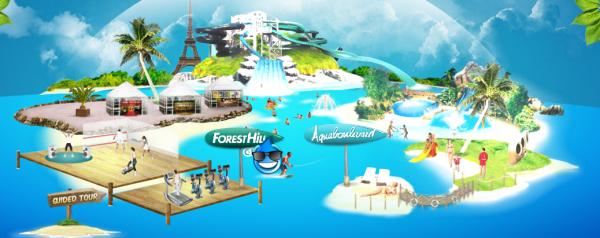 Aquaboulevard : le pass annuel pour adultes à 99 euros