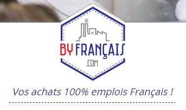 Des bons plans français disponibles sur By Français