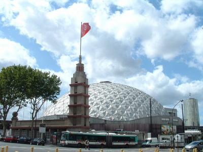 Ooo le palais des sports ooo cl opatreaddict - Palais des sports porte de versailles ...