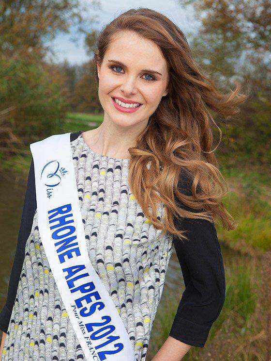 Portraits officiels des candidates pour Miss France 2013 {6}