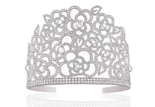 La couronne de Miss France 2013 !