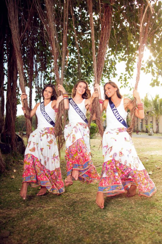 Les Miss à l'Ile Maurice ! (suite)